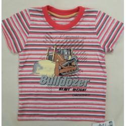 Tričko Bagr  80-98