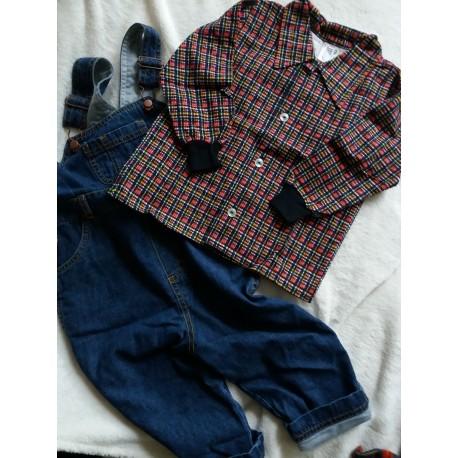 Flanelová košile Tomíno 6