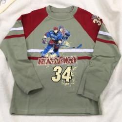 Tričko Hokejista oliva