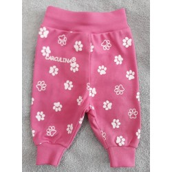 Kalhotky Tlapička tm.růž