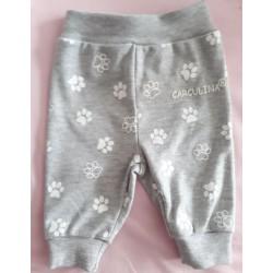 Kalhotky Tlapička šedá