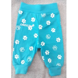 Kalhotky Tlapička tyrkys