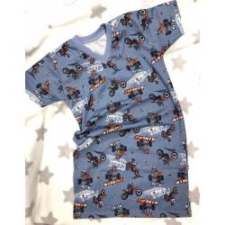 Chlapecká noční košile Cross jeans 128-146