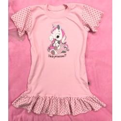 Noční košilka Naše Princezna sv.růž