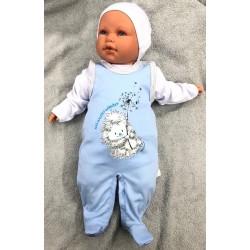 Dupačky Náš malý Dáreček modrá