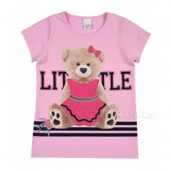 Halenka, tričko Medvědí holčička