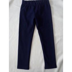 Kalhoty Kapsa 128-146 tm.modrá