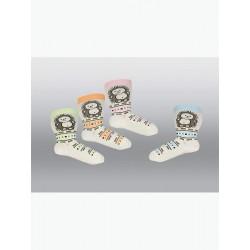 Ponožky Aloe Vera Ježeček