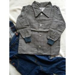 Flanelová košile Tomíno 3