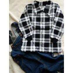 Flanelová košile Tomíno 10
