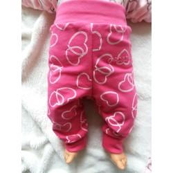Kalhotky Mája tepl. růžová