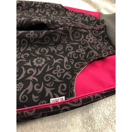 Luxusní softshell kalhoty s fleecem Clementýna 98-110