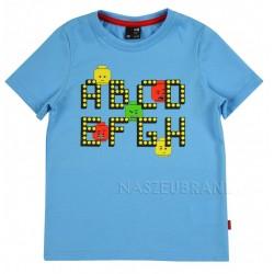 Tričko  LEGO sv.modrá
