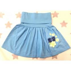 Sukénka, sukně Paradise modrá