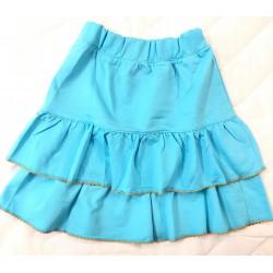Sukénka, sukně Hanča modrá
