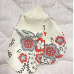 Johanka - Luxusní teplejší bavlněné rukavičky